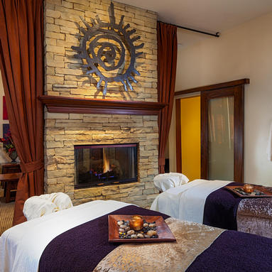 Journey room at Lake Arrowhead