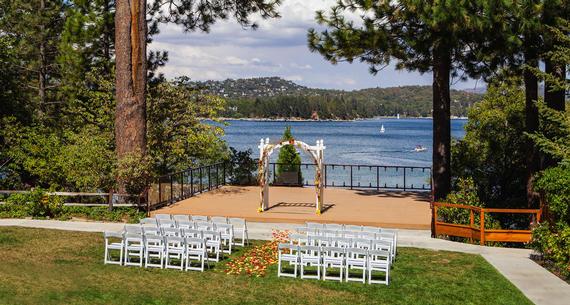 Lake Arrowhead Wedding Venues | Lake Arrowhead Resort