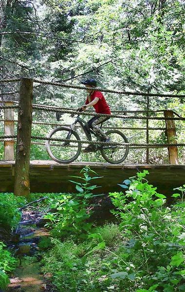 Skypark - Mountain Bike Park